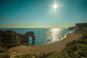 Durdle Door Beach, UK