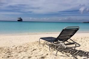 Halfmoon Cay, Bahamas