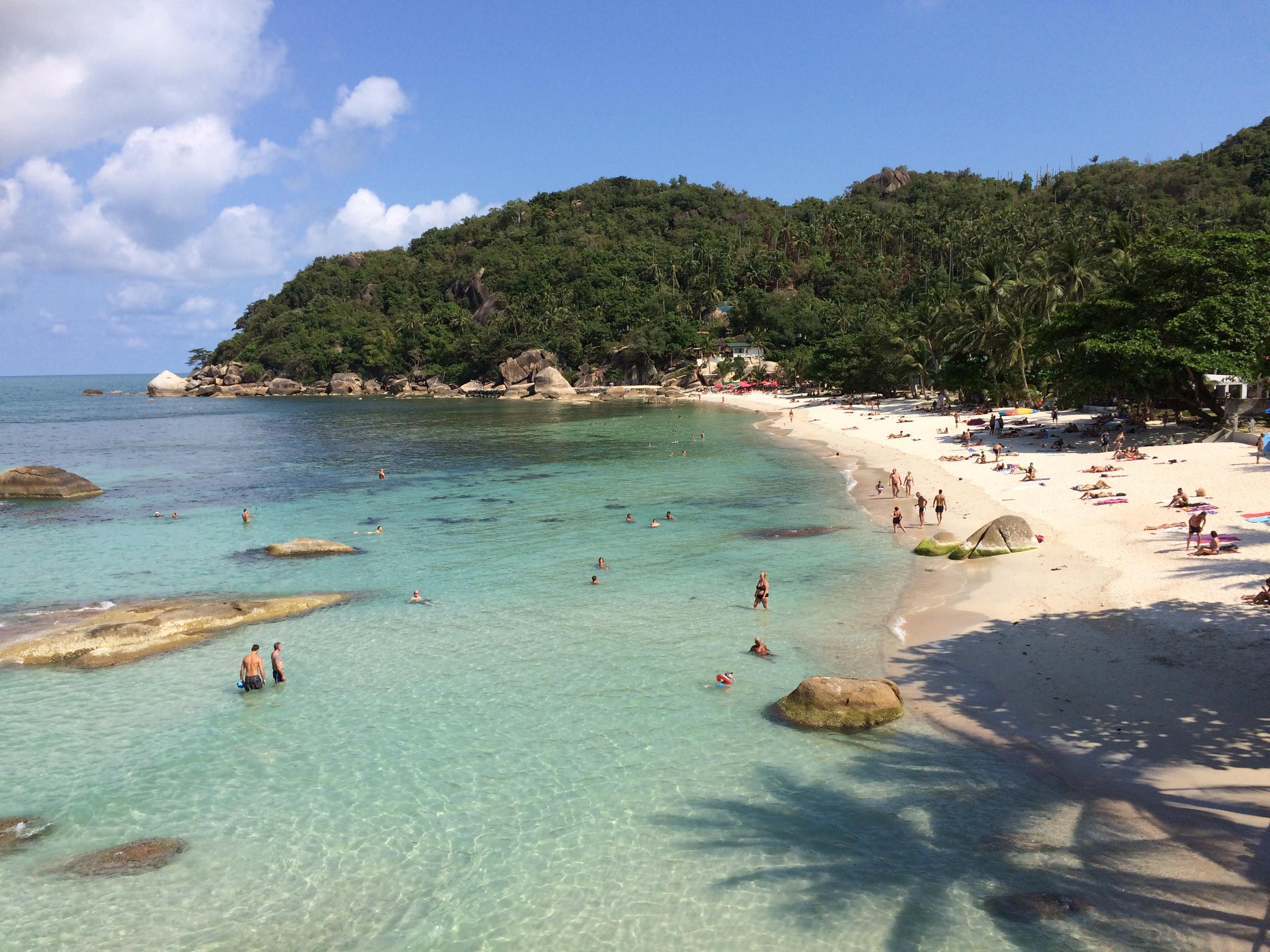 Nude Beach In Koh Samui