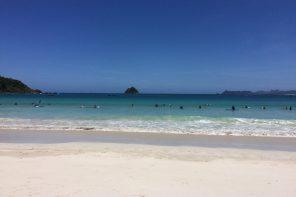 Selong Belanak Beach, Lombok