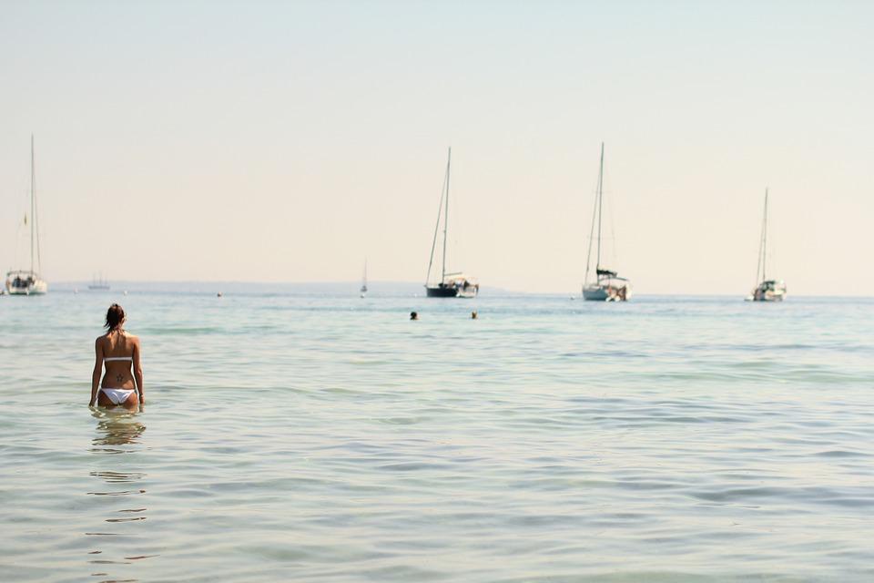 Ibiza Karte Playa D En Bossa.Playa D En Bossa Ibiza 1000straende1000straende
