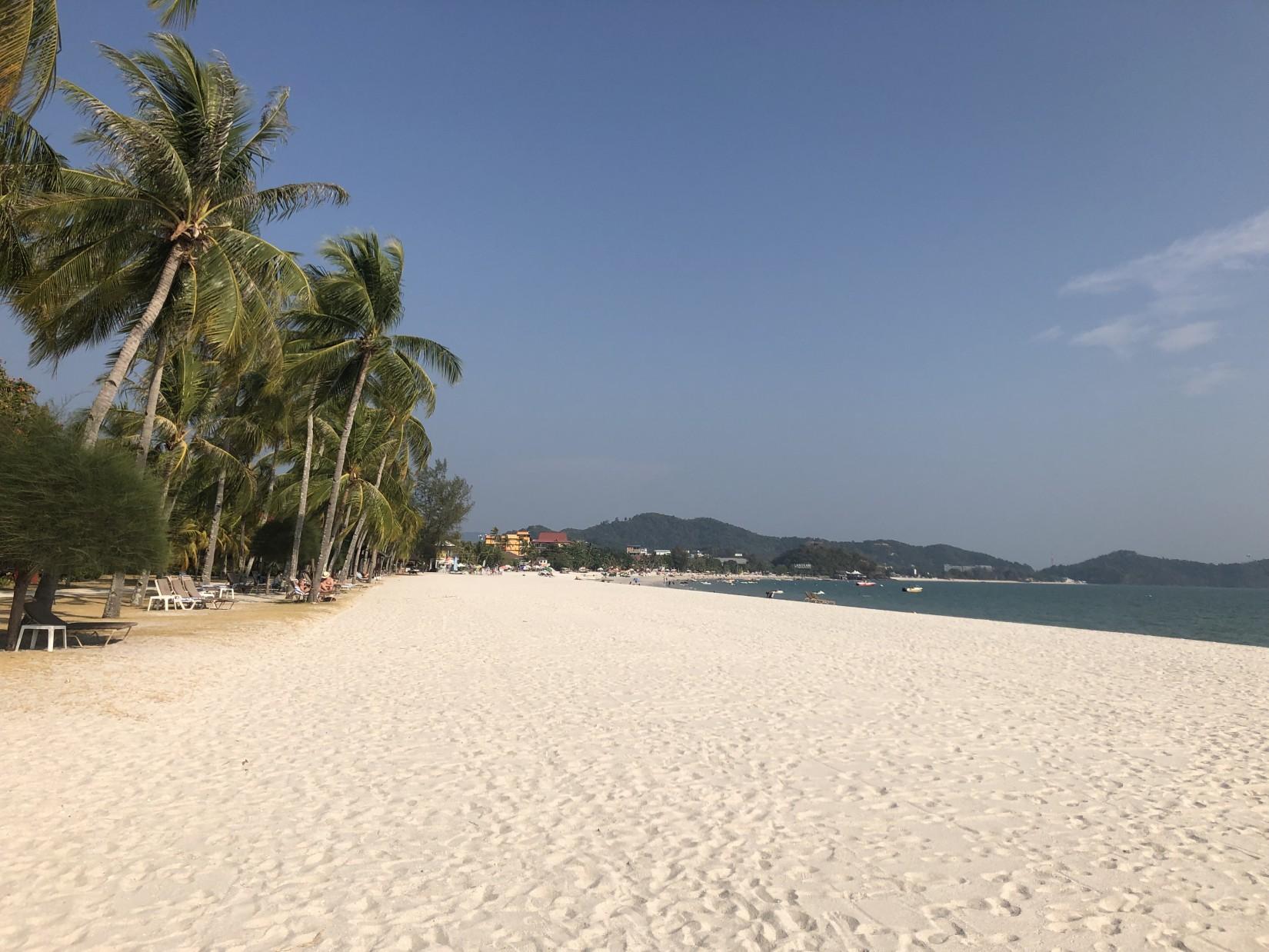 Cenang Beach, Langkawi, Malaysia