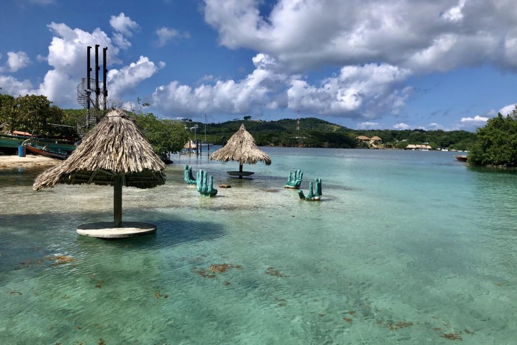 French Key, Rotan, Honduras